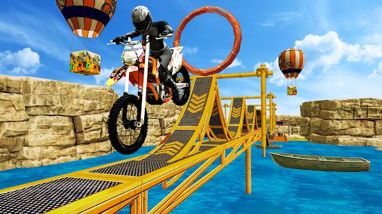 Bike Stunt Games- Free Racing Dirt Bike Games 2020