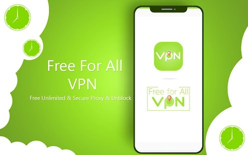 Free for All VPN - Paid VPN Proxy Master 2020 for pc