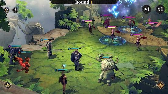 Idle Arena: Evolution Legends
