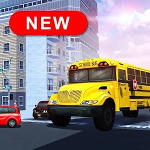 High School Bus Driving Game Bus Simulator 2020 Online PC (Windows / MAC)