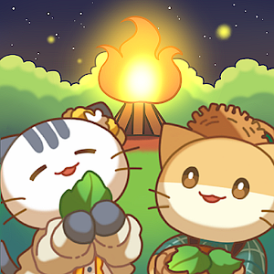 Cat Forest : Healing Camp Online PC (Windows / MAC)
