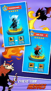 Stickdom Idle: Taptap Titan Clicker Heroes