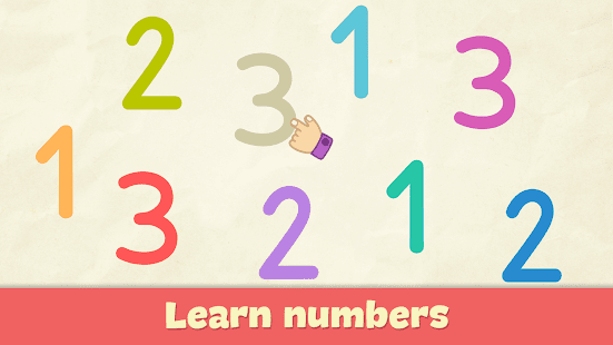 Learning numbers for kids for pc