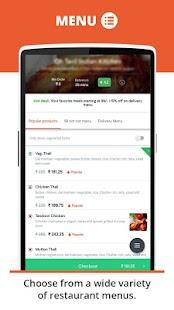 foodpanda: Fastest food delivery, amazing offers Screenshot