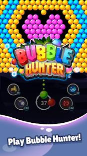 Bubble Hunter : Arcade Shooting