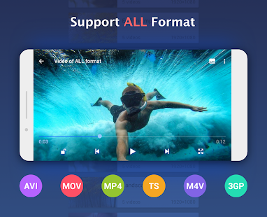 Full HD Video Player - Video Player HD for pc
