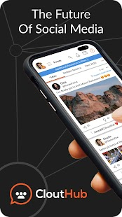 CloutHub: Social Media Done Right for pc