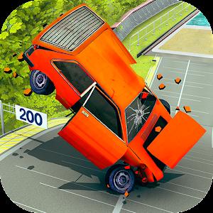 Car Crash Driving Simulator: Beam Car Jump Arena Online PC (Windows / MAC)
