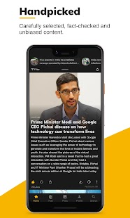 BeeHub - Short News App, Latest India News Summary for pc
