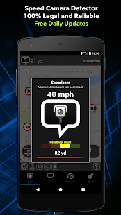 Speed Camera Detector Free for pc