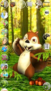 Talking James Squirrel - Virtual Pet for pc