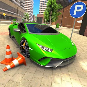 Ultimate Car Parking Simulator – Car Parking Games Online PC (Windows / MAC)