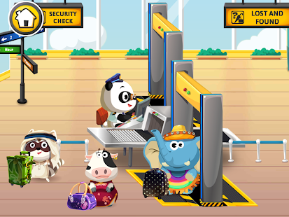 Dr. Panda Airport for pc