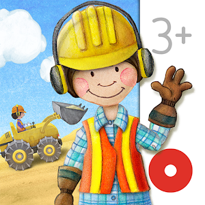 Tiny Builders: Crane, Digger, Bulldozer for Kids Online PC (Windows / MAC)