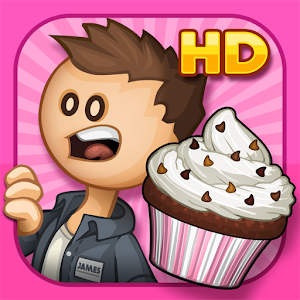 Papa's Cupcakeria HD Online PC (Windows / MAC)