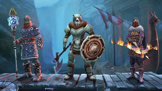 Frostborn: Coop Survival for pc