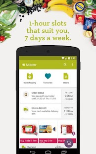 Ocado: grocery shopping & food delivery made easy for pc