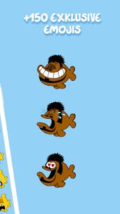 Ruthe Cartoons - Emoji & Sticker Keyboard App