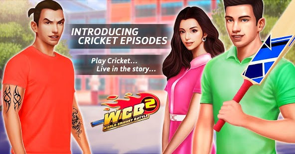 World Cricket Battle 2 (WCB2) - Multiple Careers for pc