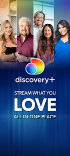 discovery+ | Stream TV Shows for pc