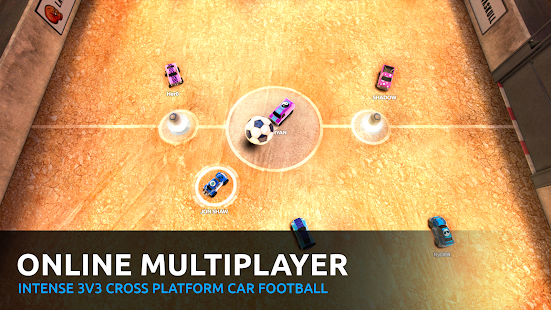 Soccer Rally: Arena for pc