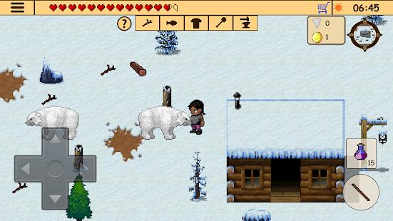 Survival RPG 3: Lost in Time Adventure Retro 2d