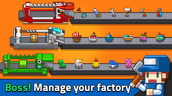 My Factory Tycoon - Idle Game for pc