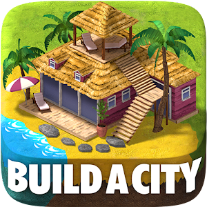 Town Building Games: Tropic City Construction Game Online PC (Windows / MAC)