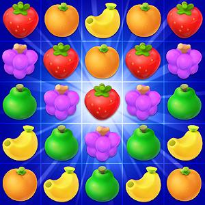 Puzzle Fruits: Rescue Wild Online PC (Windows / MAC)
