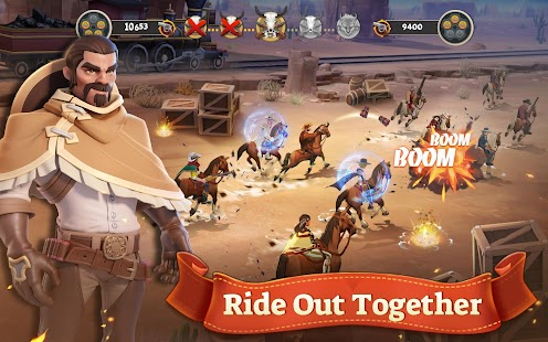 Wild West Heroes for pc