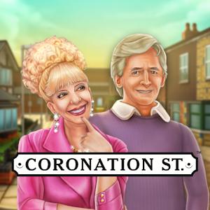 Coronation Street: Words & Design Online PC (Windows / MAC)