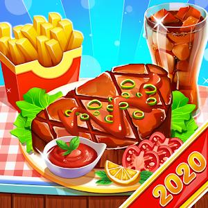 Cooking Food Chef & Restaurant Games Craze Online PC (Windows / MAC)