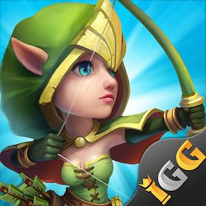 Castle Clash : Guild Royale Online PC (Windows / MAC)
