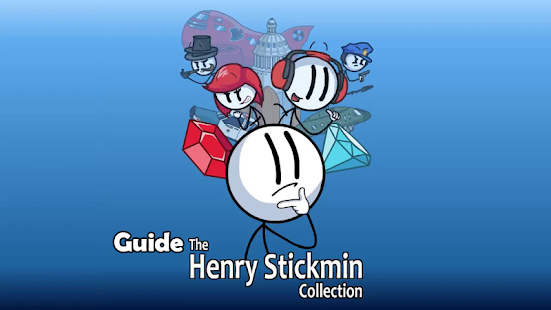 Guide Henry Stickmin - Completing The Mission
