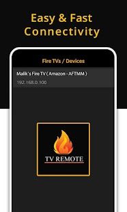 Remote for FIRE TVs / Devices: Codematics