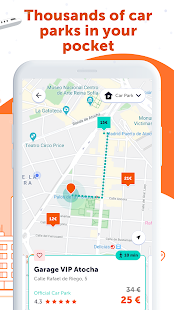 Parclick – Find and Book Parking Spaces