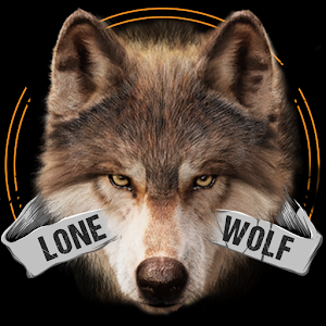 Lone Wolf Wallpaper and Keyboard Online PC (Windows / MAC)