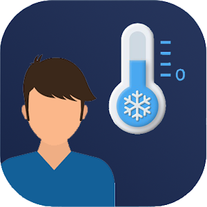 Body Temperature Fever Thermometer Records Diary Online PC (Windows / MAC)
