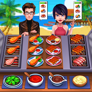Cooking Chef - Food Fever Online PC (Windows / MAC)
