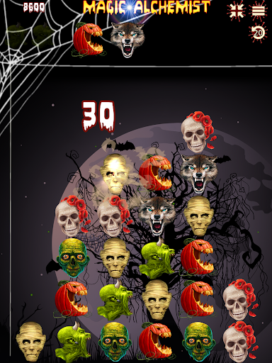 Magic Alchemist Halloween apkdebit screenshots 19