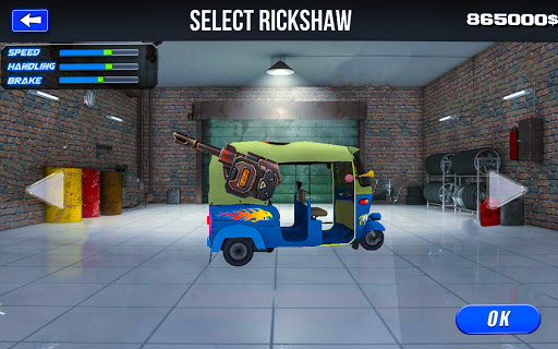 Tuk Tuk Rickshaw Road Race VR - auto rickshaw  screenshots 13