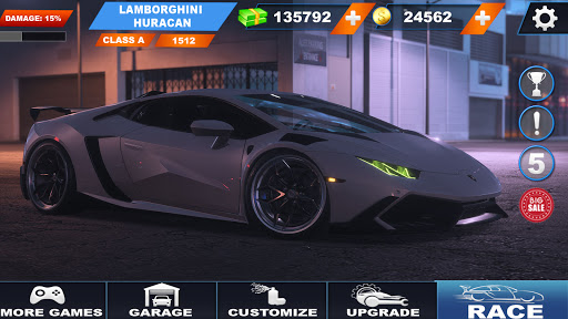 Huracan: Extreme Offroad Hilly Roads Drive  screenshots 1