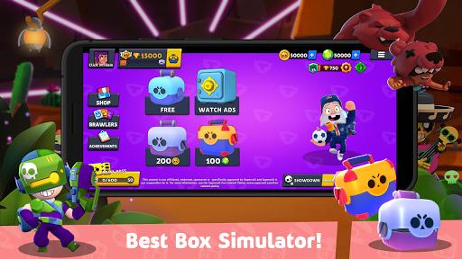 Box Simulator for Brawl Stars: Cool Boxes! 10.6 screenshots 1