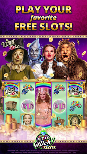 Hit it Rich! Lucky Vegas Casino Slot Machine Game 1.8.9617 screenshots 1