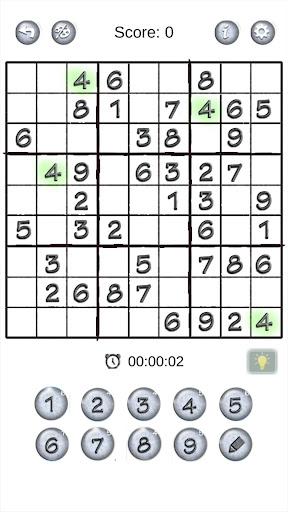 Sudoku : Endless free game goodtube screenshots 6