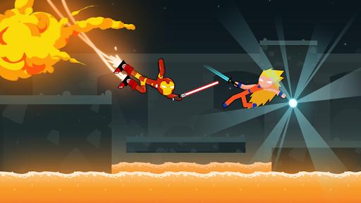 Stickman Dragon Fight - Supreme Stickman Warriors screenshots 14