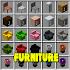Furniture mods for Minecraft