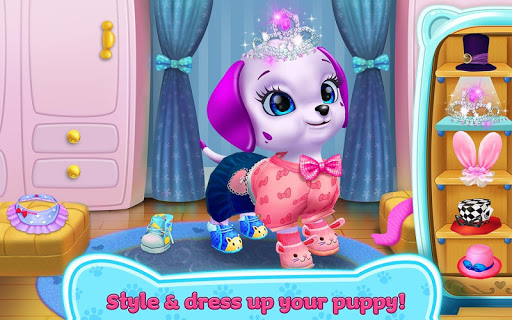 Puppy Love - My Dream Pet modavailable screenshots 2