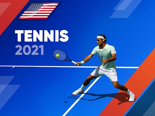 Tennis World Open 2021: Ultimate 3D Sports Games apktram screenshots 5