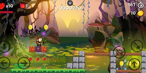 Super Adventure Run - World of Amazing Adventure  screenshots 1